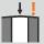 Empleo de taladro abombado con restricciones