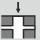 Empleo de taladro Perforación transversal