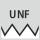 Tipo de rosca UNF