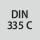 Norma DIN 335 C