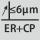 Precisión de concentricidad pinzas portapiezas ER con portapinzas de sujeción CP ≤ 6