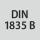Mango DIN 1835 B