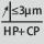 Precisión de concentricidad pinzas portapiezas HP con portapinzas de sujeción CP ≤ 3