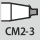 Mango CM 2-3