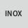 Material Acero fino, INOX