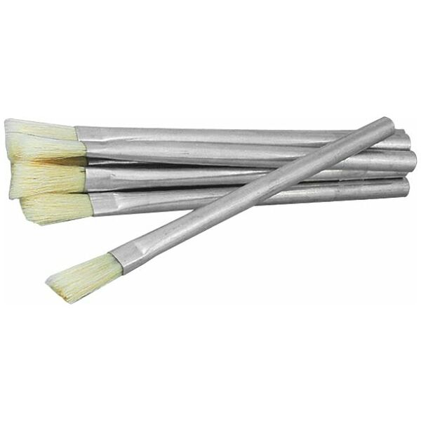 Pack of lubrication brushes 10 pieces